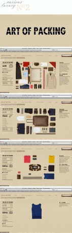 Louis Vuitton, Art of Packing, The Art of Packing, Alzer, Pégase, Keepall